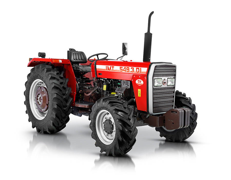 IMT 549.3 DI   IMT Tractor   TAFE