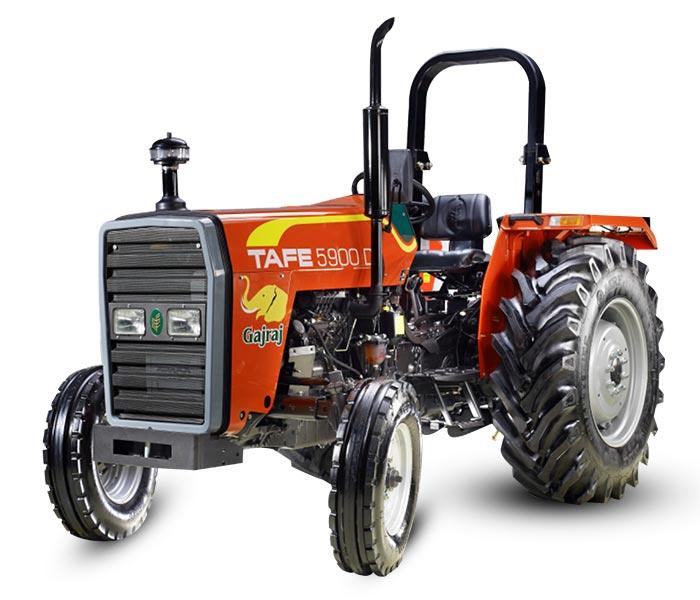 TAFE 5900 DI 2WD | TAFE Tractor | TAFE