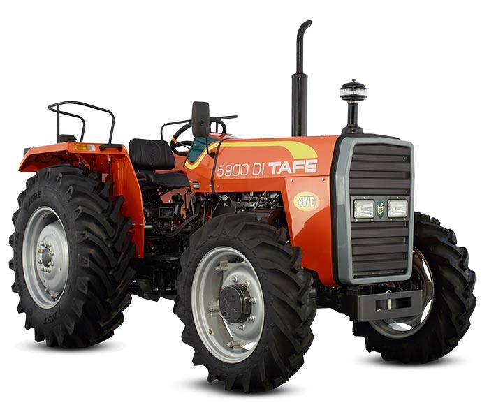 TAFE 5900 DI 4WD | TAFE Tractor | TAFE